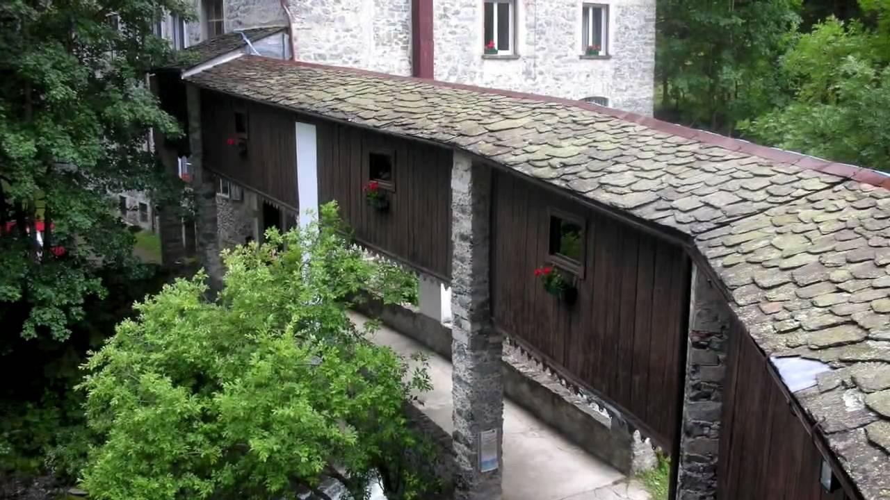 Bagni di Masino - Relais Bagni di Masino - Val Masino - YouTube
