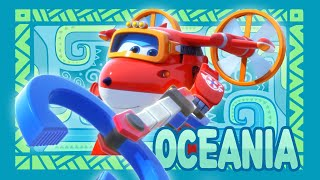 [Superwings s3 country episodes] Oceania