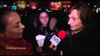 Wilma Snellen herdenkt ouders en goede vriendin   Bossche Lichtjes Processie