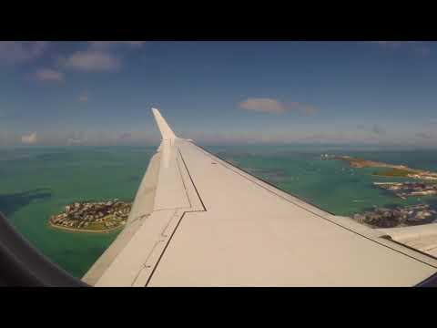 American Eagle Embraer E170 Miami - Key West (MIA-EYW) (11/2017)