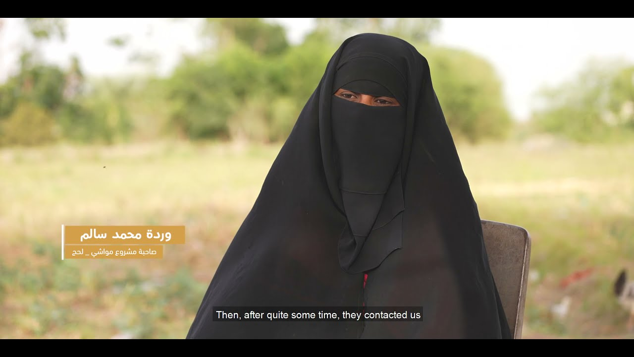 Warda's story:the transformation from a daily wage worker to the owner of a small livestock project
