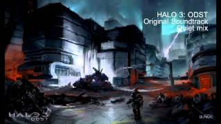 Halo 3 ODST - Original Soundtrack: Quiet Mix