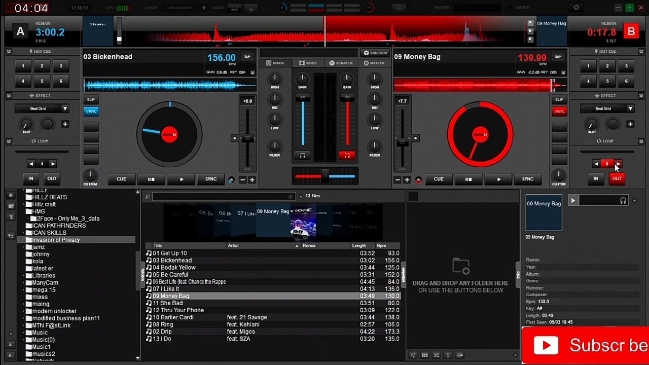 Virtual DJ Studio redefines the concept of DJ and Karaoke software on the PC. VDJ offers features you simply will not find in other programs, at a price the competition simply cannot match. VDJ offers features you simply will not find in other programs, at a price the competition simply cannot match.