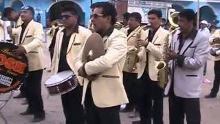 banda bosh auco yauyos set 8 2016