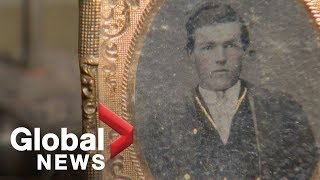 Tintype photo bought for  may be rare Jesse James image worth millions