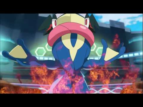 Greninja AMV/The Phoenix By Fall Out Boys
