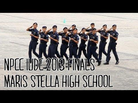 NPCC IUDC 2013 Finals - Maris Stella High School