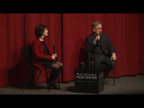 The Post Q&A with Steven Spielberg: Clip 5/6