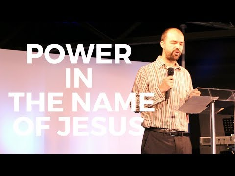 Power in the name of Jesus | Chris Anthony