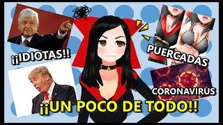 【Youtuber Virtual】¡¡UN POCO DE TODO!! |  VTuber YadiDoll Zaotome