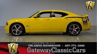 2007 Dodge Charger SRT 8 Super Bee (Supercharged) Gateway Orlando #985