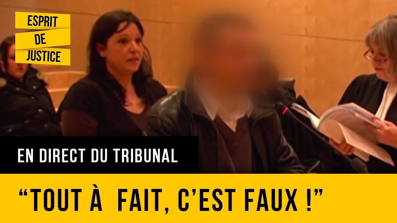 """""""Ses motifs et ses ambitions, je ne les connais pas"""" - En direct du tribunal Melun"""