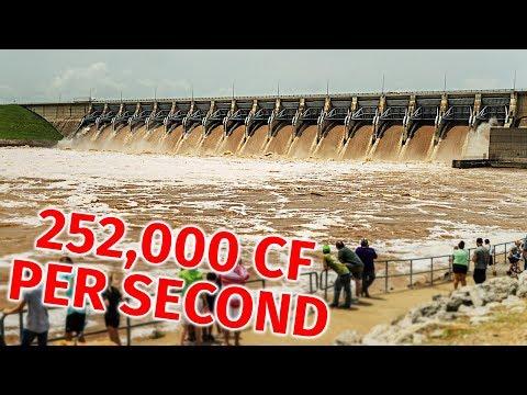 Tulsa Flooding on the Arkansas River | May 2019