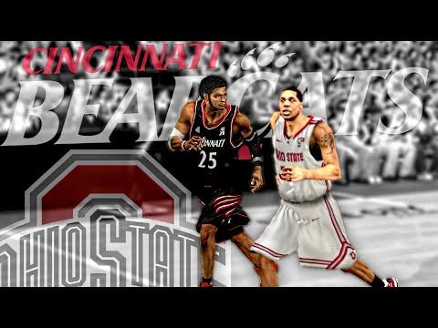 NCAA College Hoops 2k15 | MyCareer #2 | Battle of Ohio