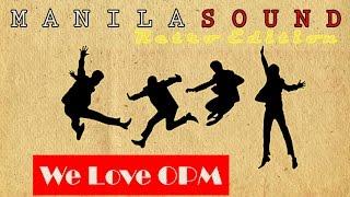 Gambar cover Retro Manila Sound [We LOVE OPM]