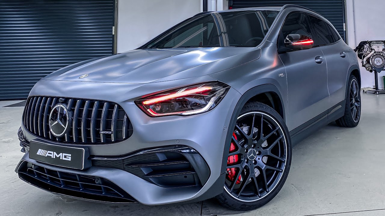 2018 Mercedes Amg Gla45 Complete Review Testdrivenow Youtube