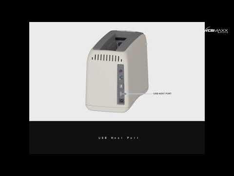 Zebra ZD510-HC tlačiareň ID pások - Charektristika