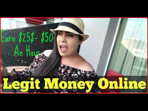 Best Work At Home Online Jobs 2018  - Make Legit Money Online From Home 2018