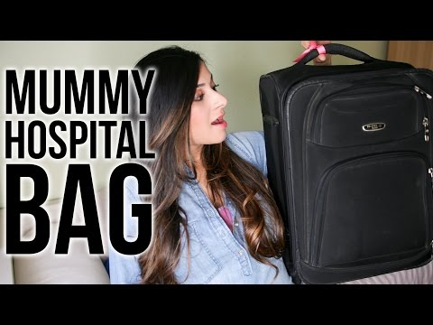 WHAT&39;S IN MY HOSPITAL BAG: What To Pack For Mummy Labour & Dery  Ysis Lorenna