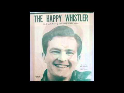 Don Robertson 'The Happy Whistler' 78 rpm