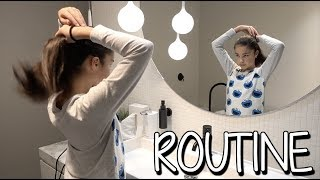 After School & Night Time Routine 2017 (Updated) | Grace's Room