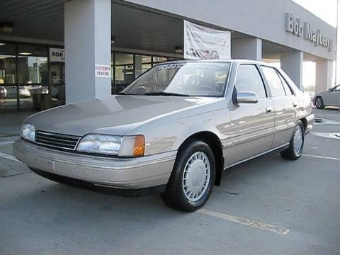 1990 Hyundai Sonata GLS Start Up, Engine, and In Depth Tour 2011 Compare