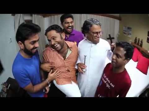 Pretham Malayalam Movie  Making Video  !!