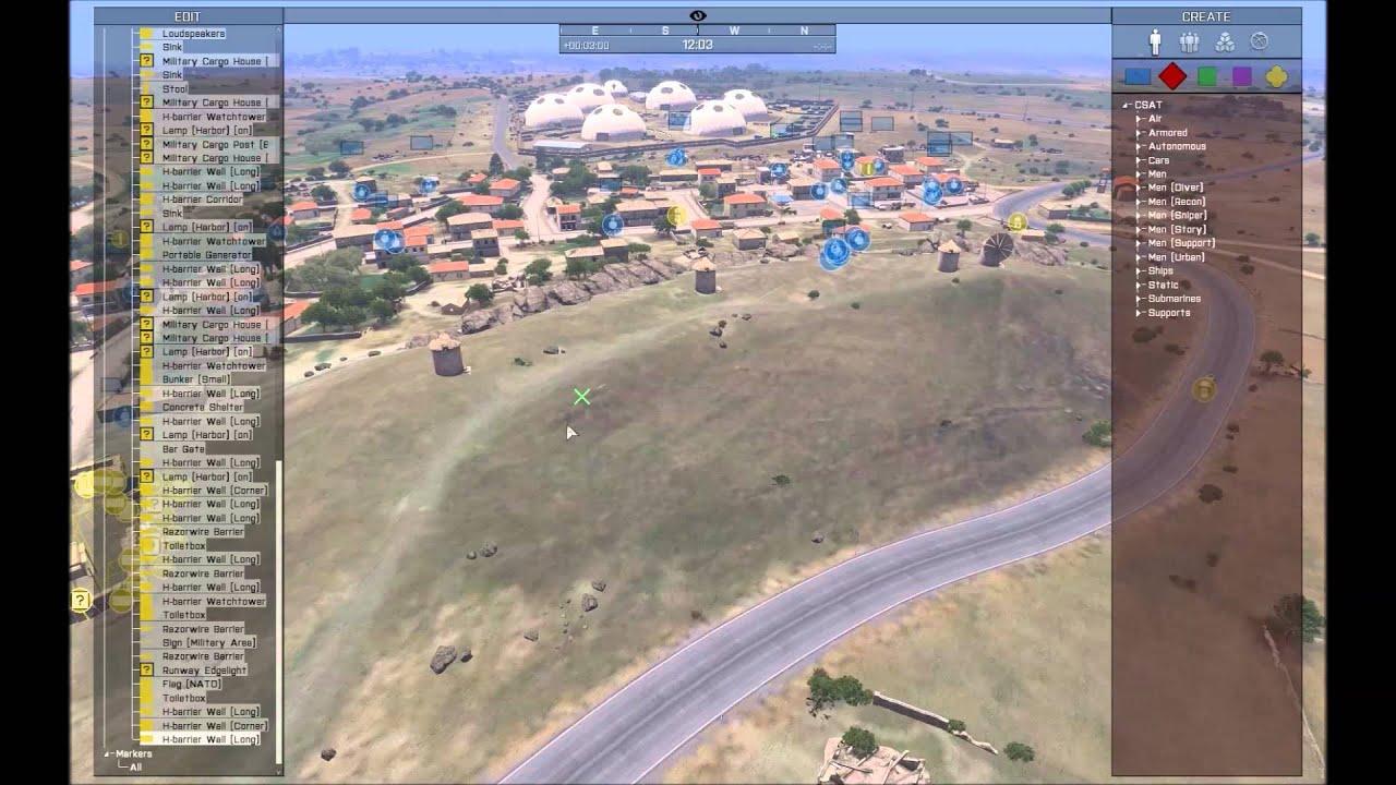 MCC Sandbox 3 - Dynamic mission creating tool for ArmA 3 - Arma Mods