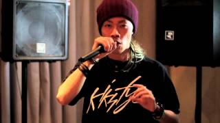 EV BEATBOX CONTEST 2012 - JUDGE【TATSUYA】
