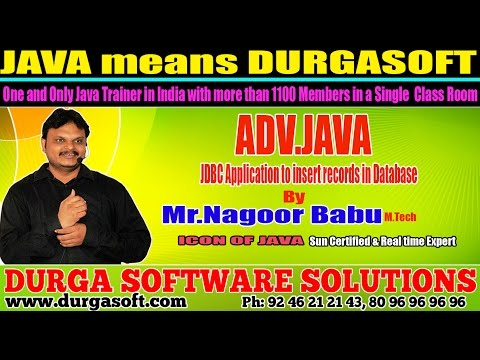 Adavance Java |  First approach to prepare Servlets by implementing Servlet interface by Nagoor Babu