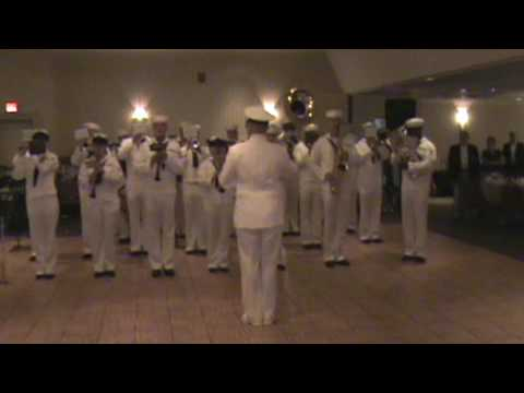 U.S. Navy Fleet Forces Band: Anchors Aweigh