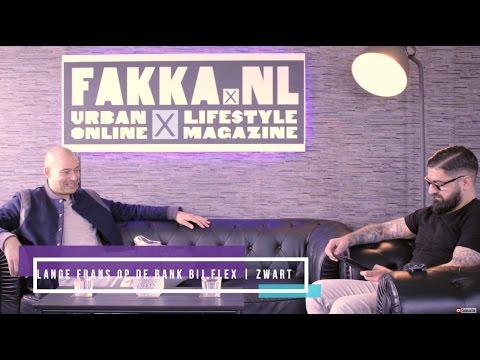 Lange Frans op de bank bij Flex  | Zwart interview