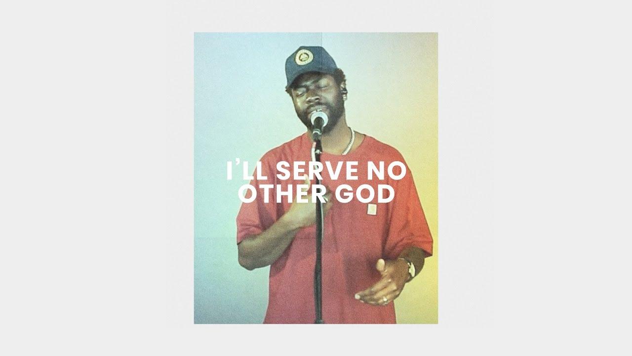 Serve No Other God (Live) Cover Image