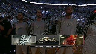 2013-06-20 NBA Finals Game 7 San Antonio Spurs vs Miami Heat