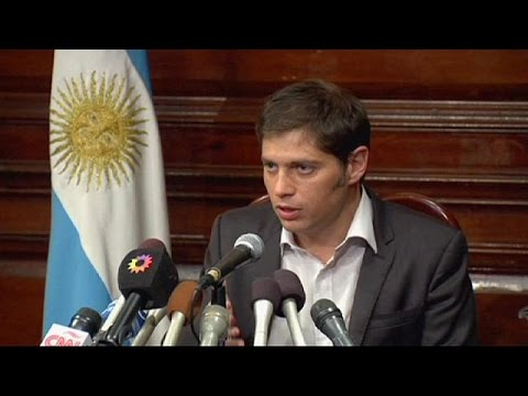 Argentina faces default after failing to reach debt deal