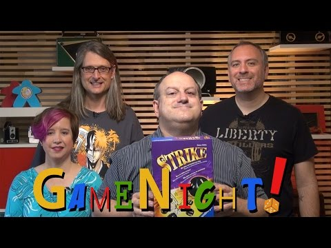 Strike - GameNight! Se3 Ep22