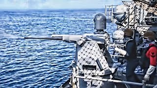 USN Warning To Small Boats • You Will Be Destroyed