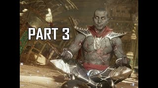 MORTAL KOMBAT 11 Walkthrough Part 3 - Kung Luo (MK11 Story Let's Play Commentary)