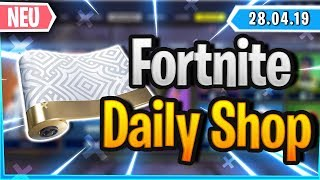 *NEUER* ANIMATED WRAP IM SHOP - Fortnite Daily Shop (28 April 2019)