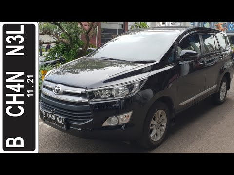 In Depth Tour Toyota Kijang Innova 2.4 G [AN140] Improvement (2018) - Indonesia