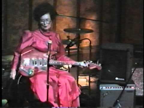 Königinnen an der Gitarre