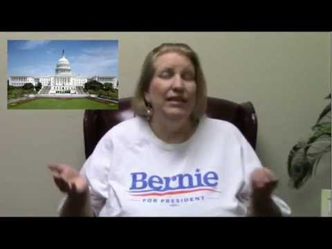 Bernie Supporter Holds Senate Accountable for Panama Papers