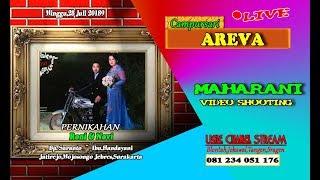 Maharani Live Streaming //AREVA Cs // Pernikahan Bg.Roni Bambang Sutrisno & Rr.Novi Yana