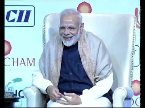 PM Modi and Israeli PM Netanyahu attend India-Israel Business Summit in New Delhi
