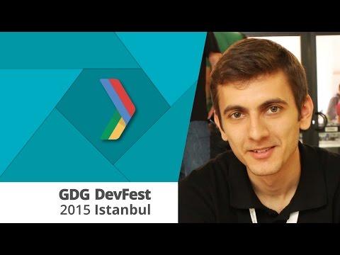 (Turkish/Türkçe) DevFest Istanbul 2015 - Building REST API with Go Lang