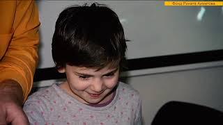 Як діти створювали мультфільм до девятилетию порталу «Сирітству - ні!» Фонду Ріната Ахметова.