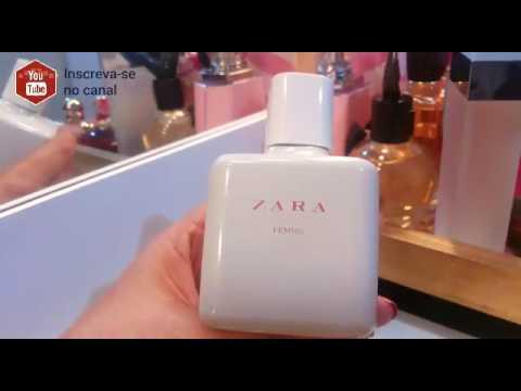 Perfume Femme Zara Youtube