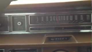 1971 Ford Galaxy Custom Hot Rod 500 SportTop