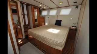 Carman Custom 46 Trawler Fast Trawler Design Year: 1999
