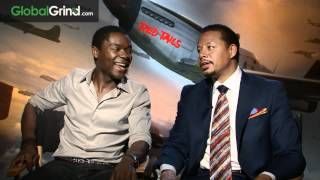 Terrence Howard and David Oyelowo Talk Red Tails